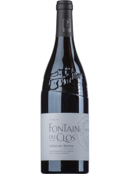 Fontaine du Clos Cotes du Rhone Rouge 2016