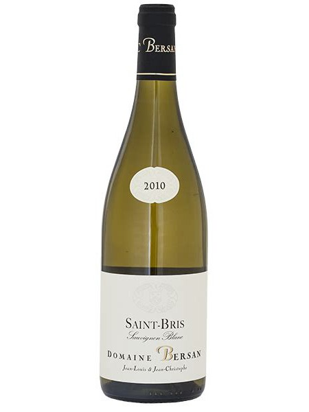 Domaine Bersan Saint Bris Sauvignon Blanc 2017