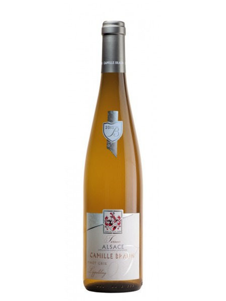 Camille Braun Pinot Gris Lippelsberg 2015 Alsace