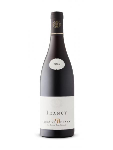 Domaine Bersan Irancy Rouge 2015 Bourgogne