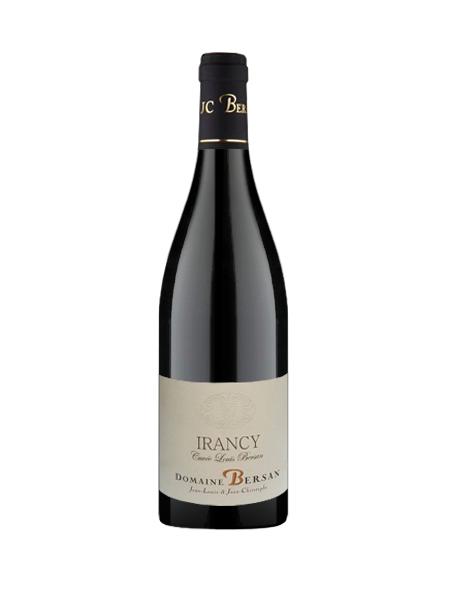 Domaine Bersan Irancy Louis Bersan Rouge 2015 Bourgogne
