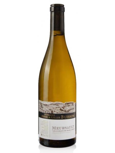 Domaine Buisson Meursault Les Climats de Marguerite 2017 Blanc Bourgogne