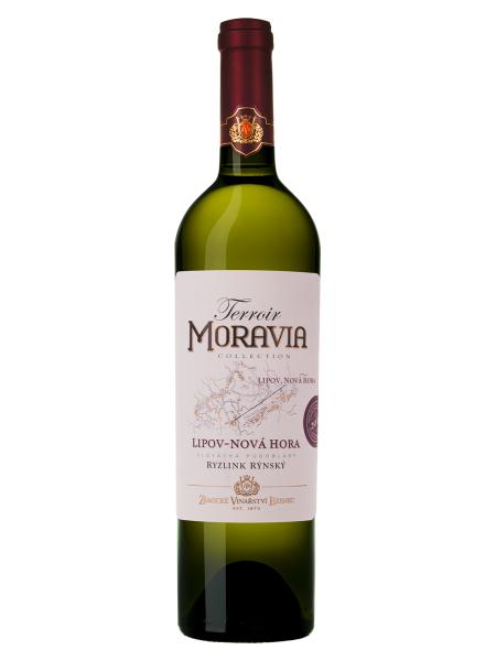 Zámecké vinařství Bzenec Ryzlink rynsky Terroir Lipov 2017