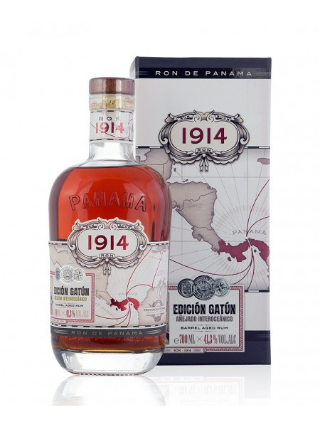 Edition Gatun Rum Panama