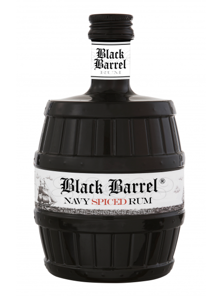 A.H. Riise Rum Black Barrel Virgin Islands