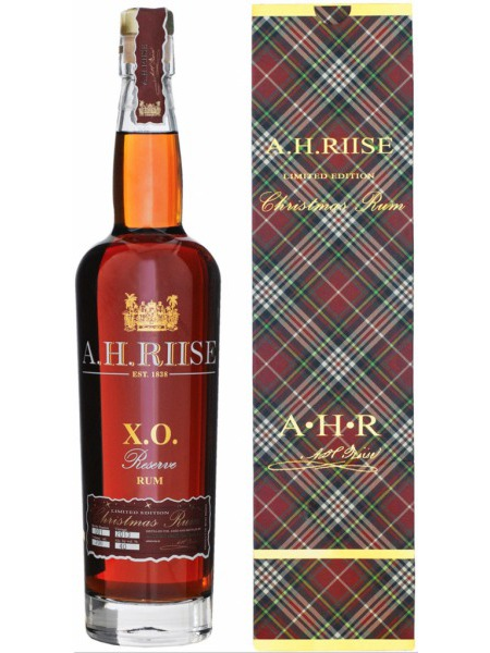 A.H. Riise Rum Christmas Virgin Islands
