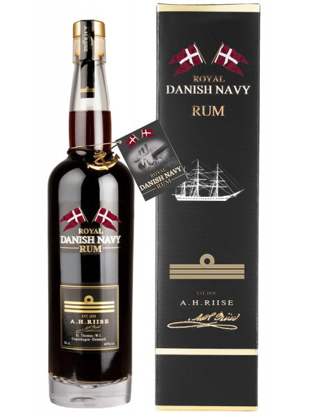 A.H. Riise Rum Royal Danish Virgin Islands