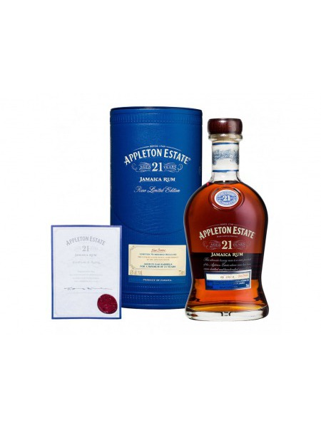 Appleton Estate Rum 21yo Jamaica