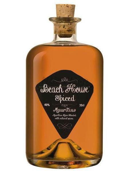Beach House Rum Spiced Mauritius