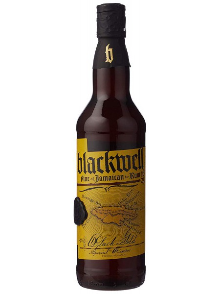Blackwell Rum Black Old Special Reserve Jamaica