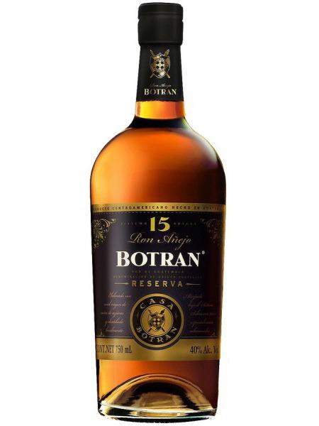 Botran Rum 15 Solera Guatemala
