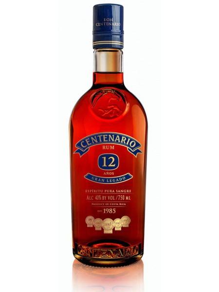 Centenario Rum 12yo Costa Rica