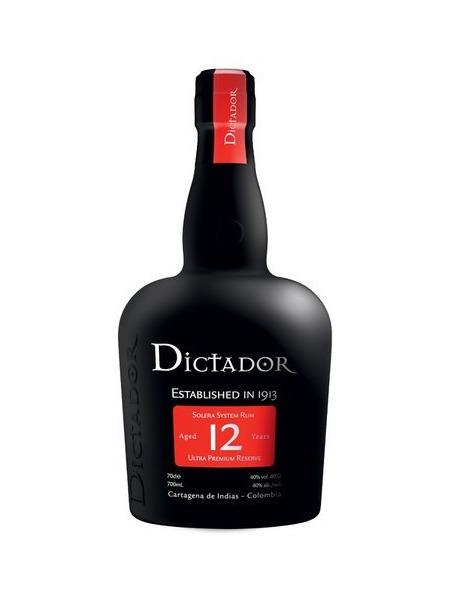 Dictador Rum 12yo Columbia