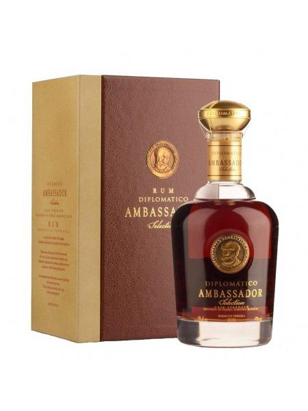 Diplomatico Rum Ambassador Selection Venezuela Gift Box