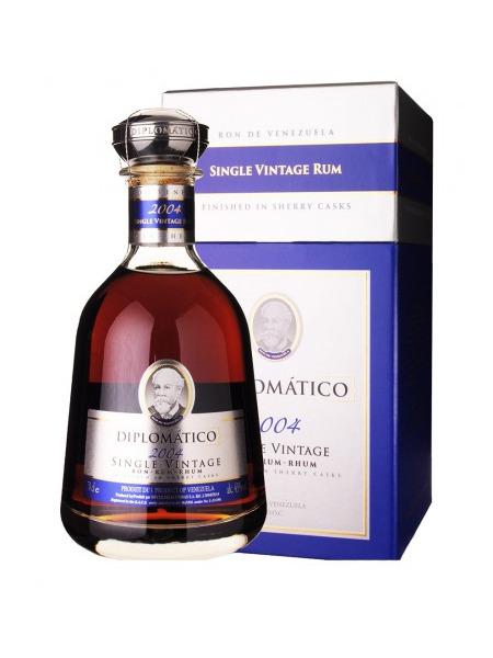 Diplomatico Rum Single Vintage 2004 Venezuela
