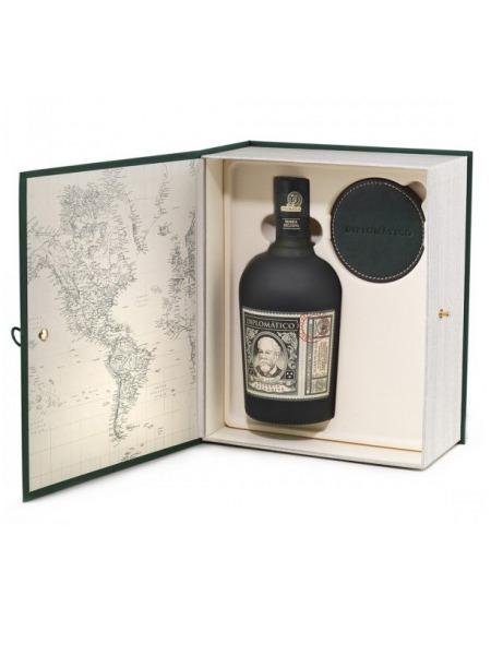 Diplomatico Rum Reserva Exclusiva Venezuela Gift Box Book