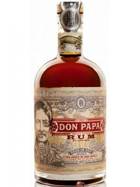 Don Papa Rum Philippines 0,2l mini
