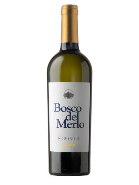 Bosco del Merlo Ribolla Gialla Iside 2018