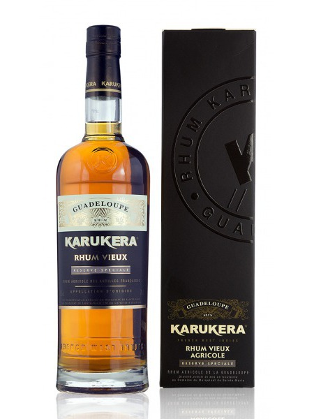 Karukera Rum Agricole Reserve Speciale Guadeloupe
