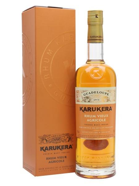 Karukera Rum Vieux Agricole Guadeloupe