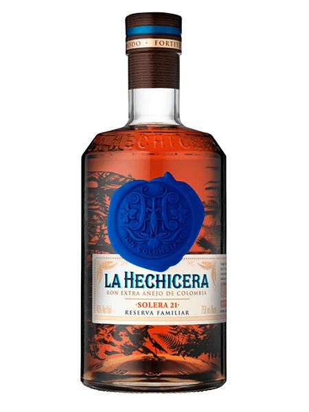 La Hechicera Rum Extra Anejo 21 Solera Colombia