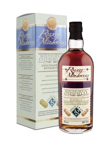 Malecon Rum Reserva Imperial 18yo Cuba