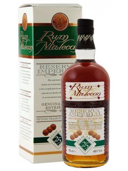 Malecon Rum Reserva Imperial 25yo Cuba