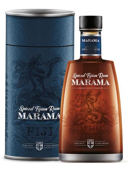 Marama Rum Spiced Fiji