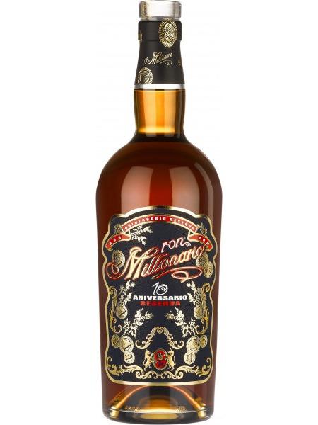 Millonario Rum 10 Aniversario Reserva Peru