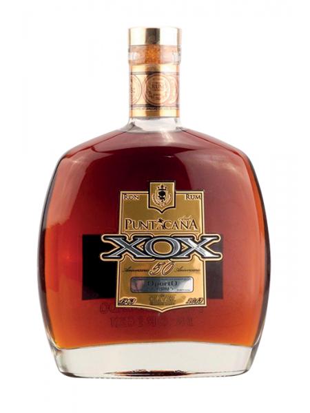 Puntacana Rum XOX 50 Aniversario Dominicana