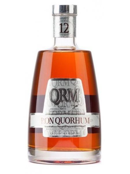 Quorhum Rum 12 Solera Dominicana