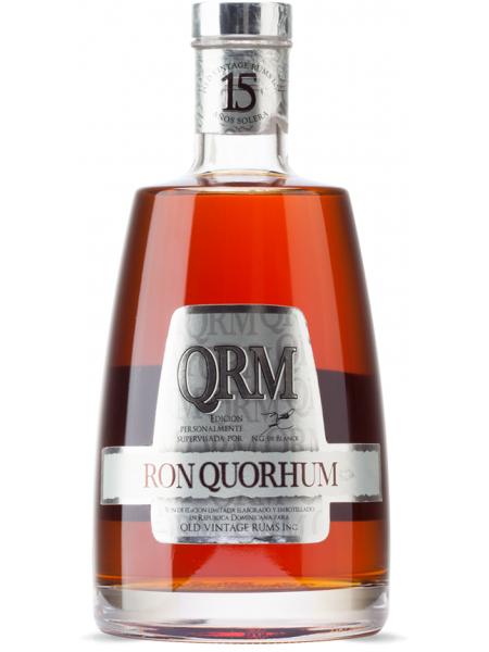 Quorhum Rum 15 Solera Dominicana