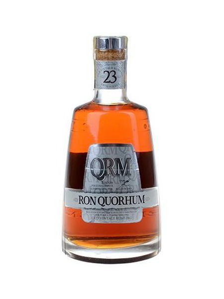 Quorhum Rum 23 Solera Dominicana