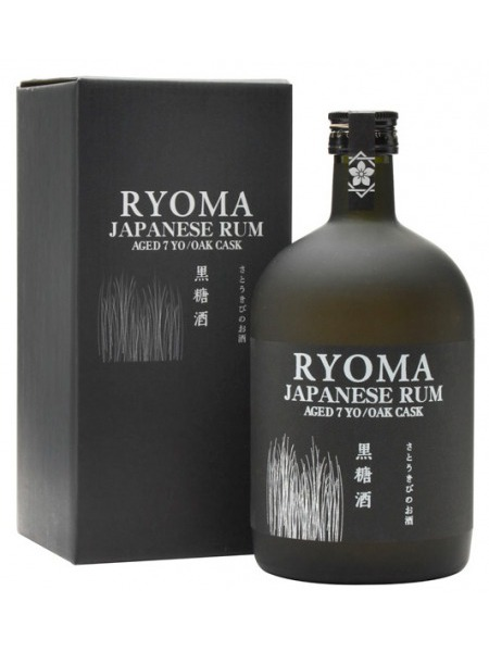Ryoma Rum 7yo Japan