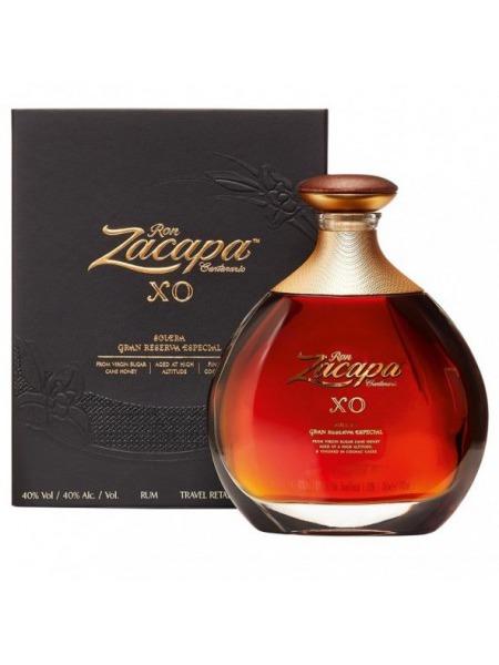 Zacapa Rum Gran Reserva XO Guatemala Gift Box