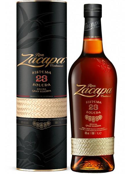 Zacapa Rum 23 Solera Guatemala 1l