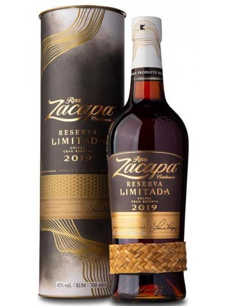 Zacapa Rum 2019 Reserva Limitada Guatemala