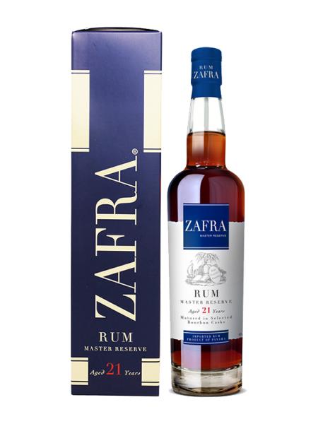 Zafra Rum Master Reserve 21yo Panama
