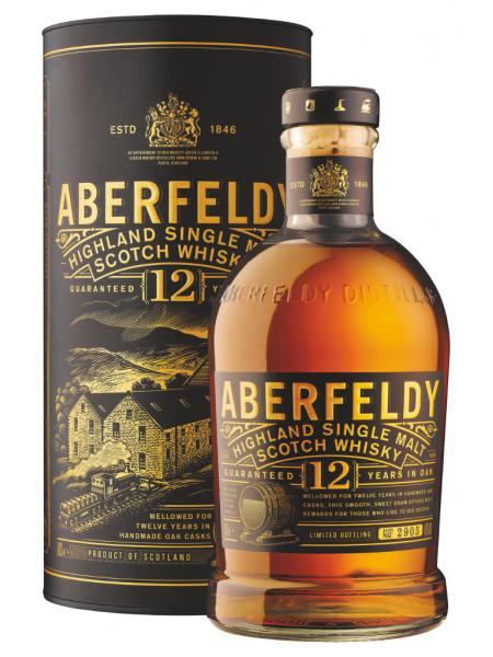 Aberfeldy Whisky 12yo Highland 1l