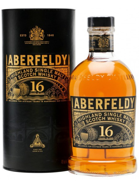 Aberfeldy Whisky 16yo Highland