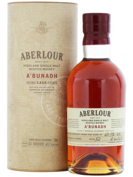 Aberlour Whisky A'bunadh Highland