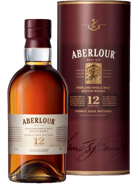 Aberlour Whisky 12yo Double Cask Highland