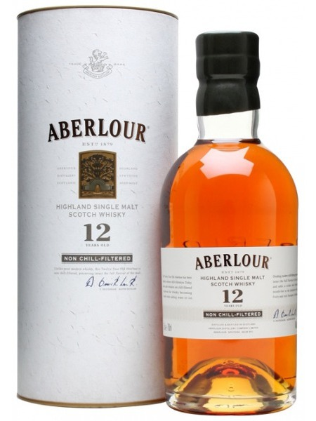 Aberlour Whisky 12yo Non Chill Filtered Highland
