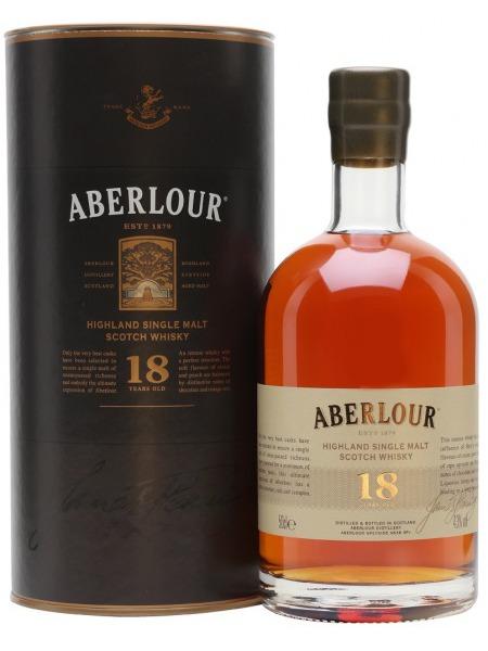 Aberlour Whisky 18yo Highland 0,5l