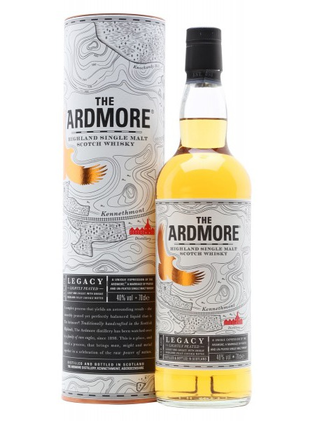Ardmore Whisky Ardmore Legacy