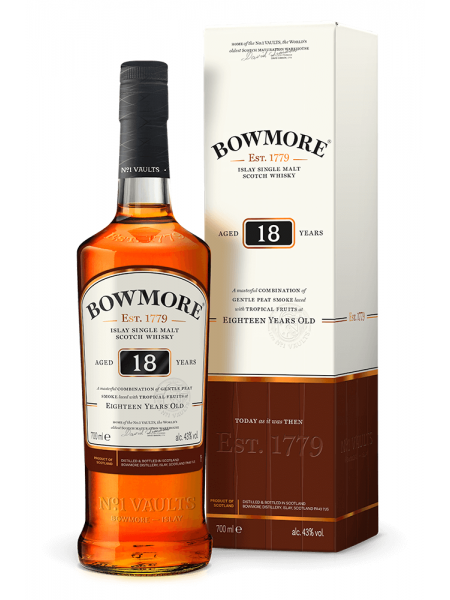 Bowmore Whisky 18yo Islay