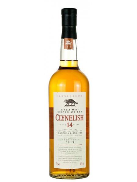 Clynelish Whisky 14yo Highland 0,2l mini