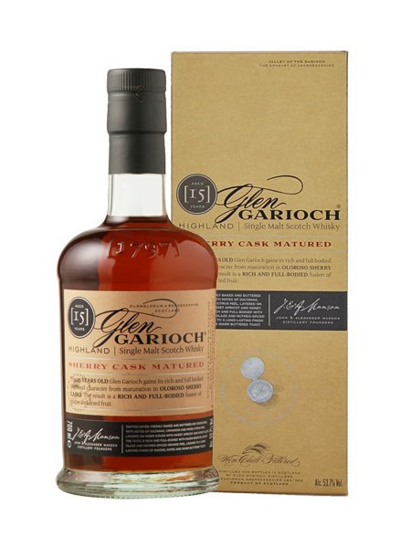 Glen Garioch Whisky 15yo Highland