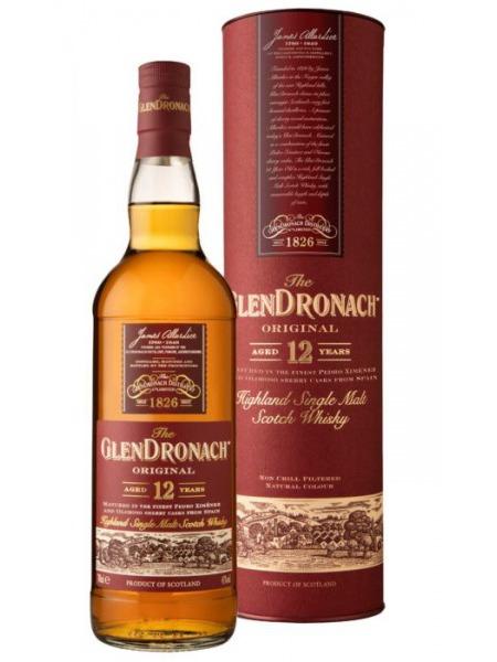 Glendronach Whisky 12yo Highland