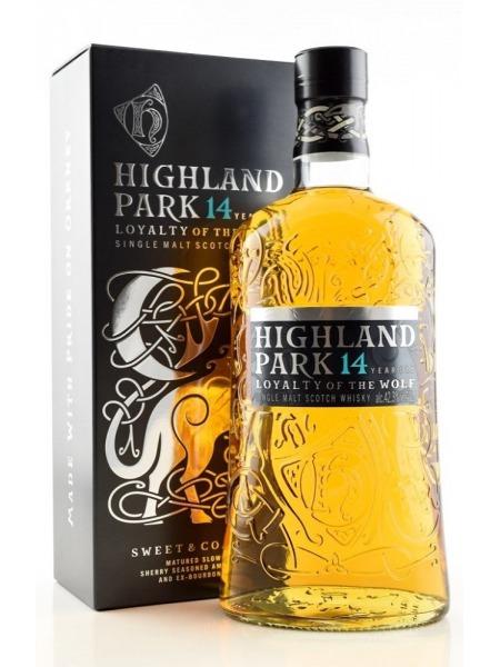Highland Park Whisky 14yo Viking Honour Orkney 1l